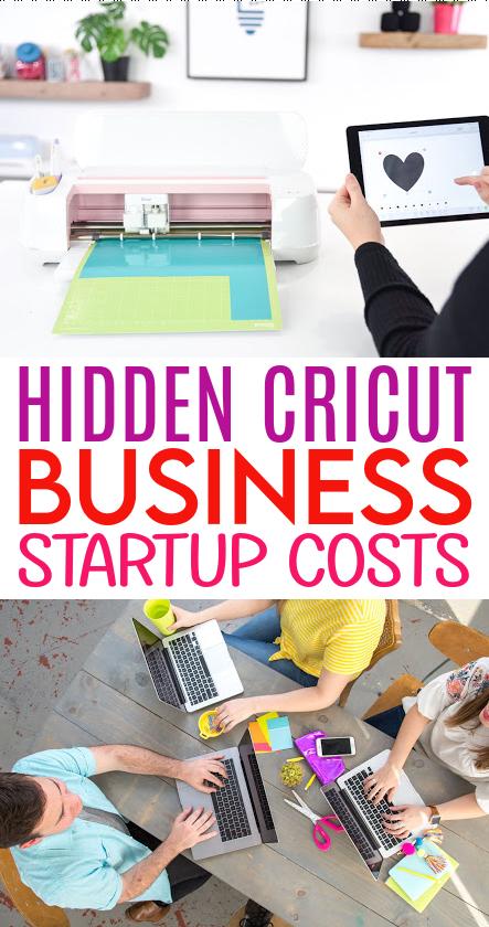 Hidden Cricut Business Startup Costs 2 1