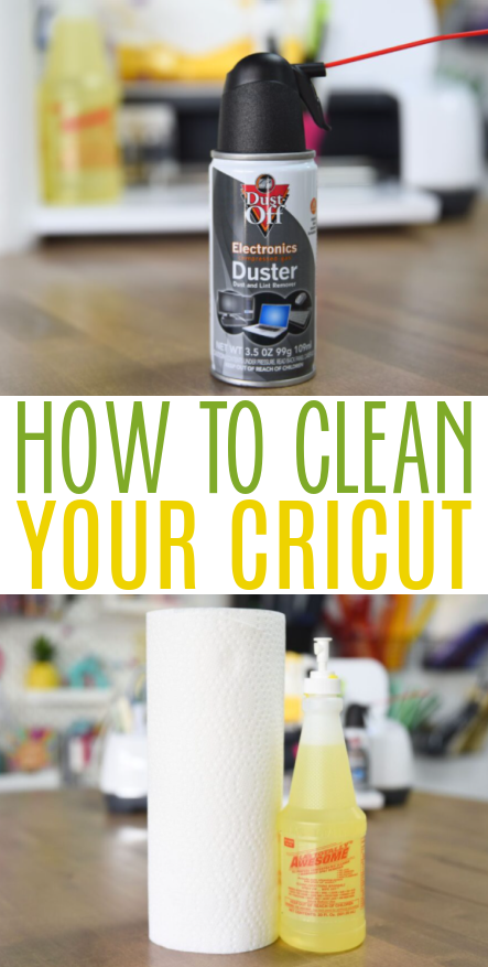 How To Clean Your Cricut 3