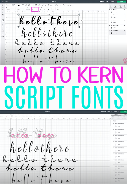 How To Kern Fonts