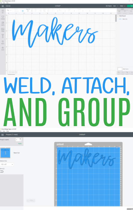 Weld Attach And Group 1