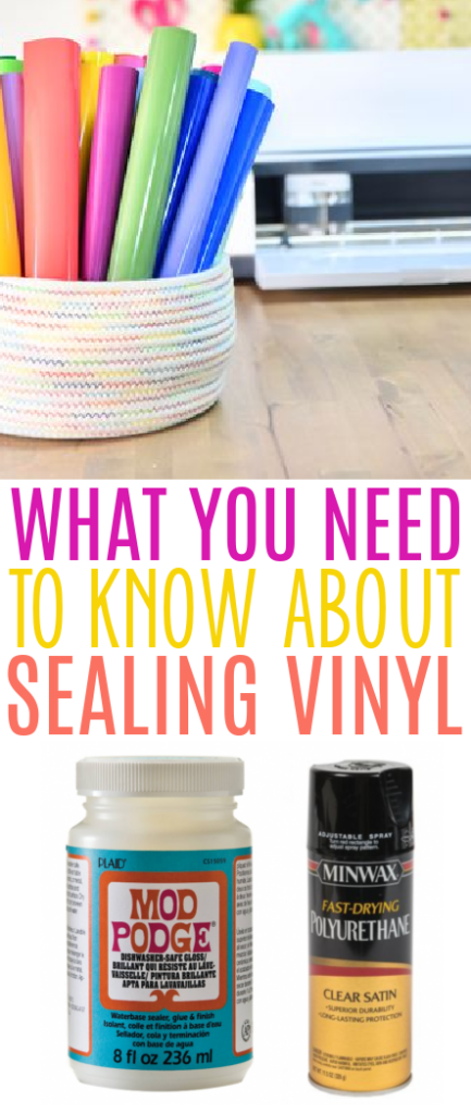 What You Need To Know About Sealing Vinyl 1