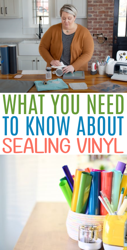 What You Need To Know About Sealing Vinyl