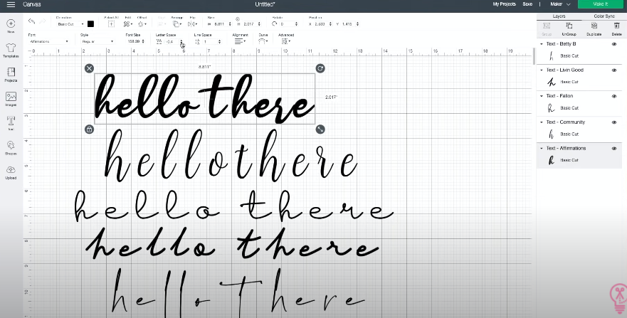 moving letters closer together to join script fonts