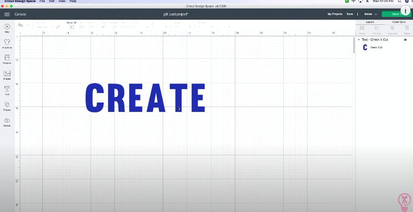 Adding Text To Cricut Design Space