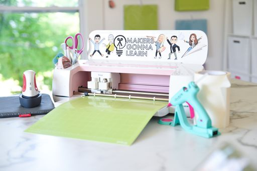 Cricut Maker With Accessories