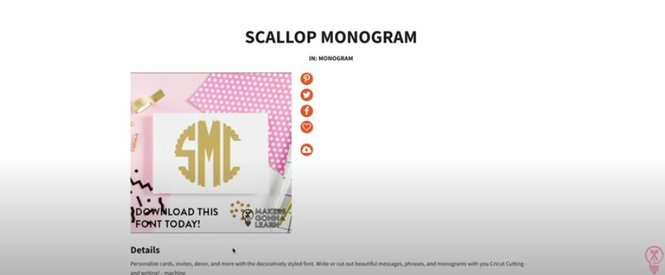 Monograms Download As 3 Files