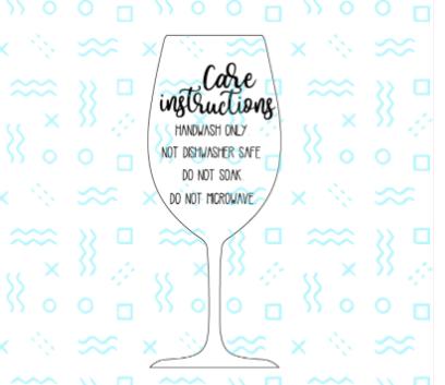 Wine Glass Care
