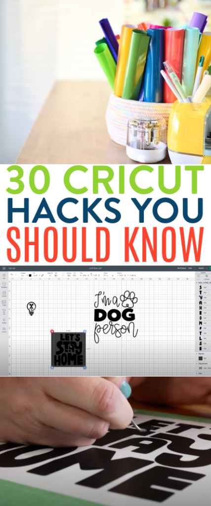 30 Cricut Hacks You Need To Know 1
