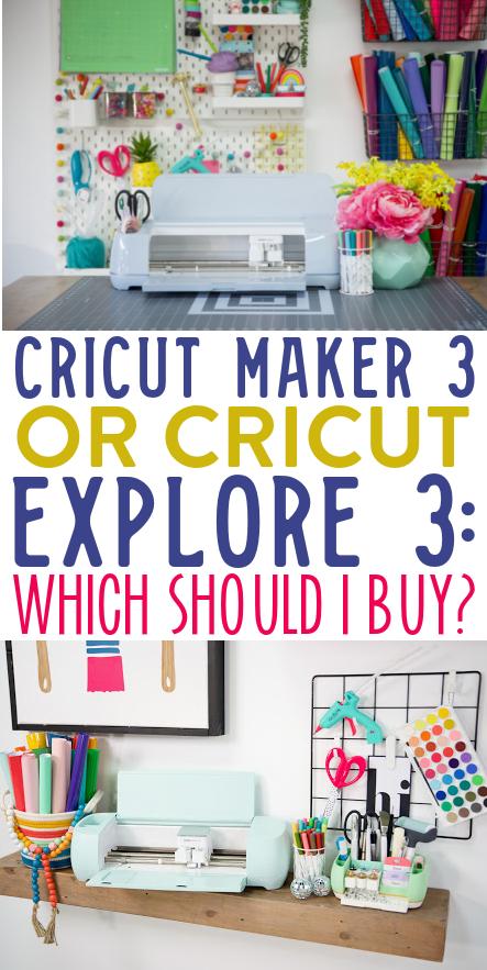 Cricut Maker 3 Or Cricut Explore 3 Which Should I Buy 2