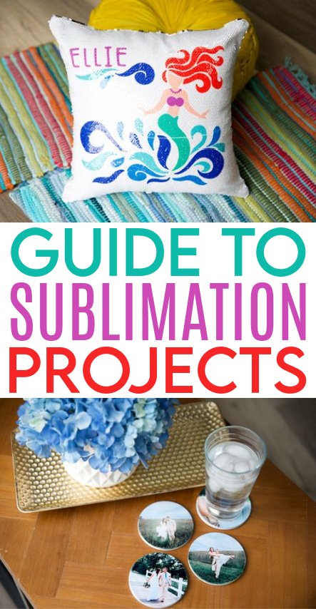 Guide To Sublimation Projects