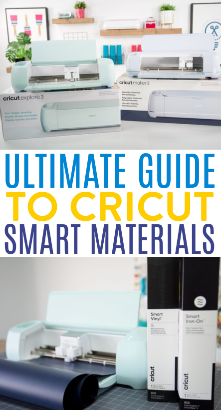 Ultimate Guide To Cricut Smart Materials