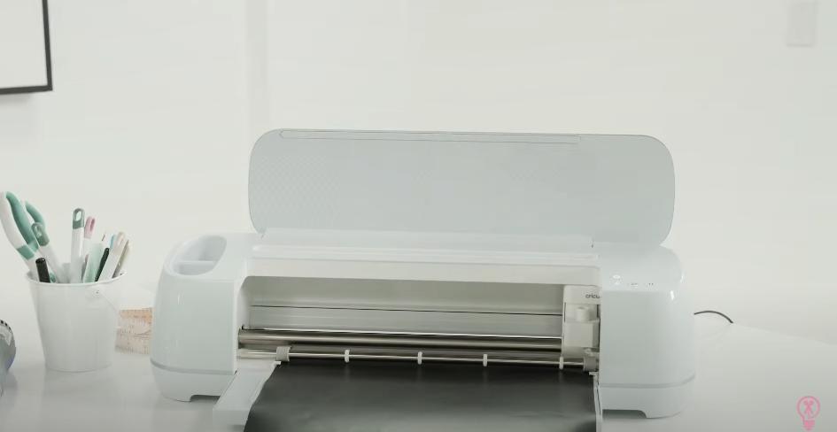 Load Materials Into Machine 1