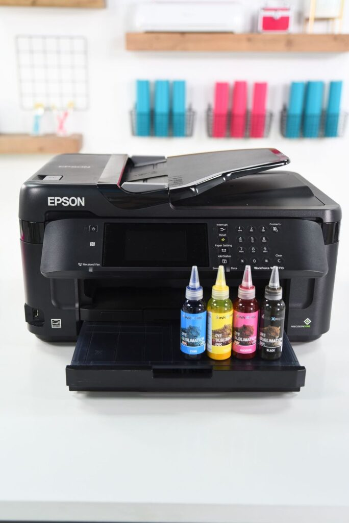 Sublimation Printer And Ink