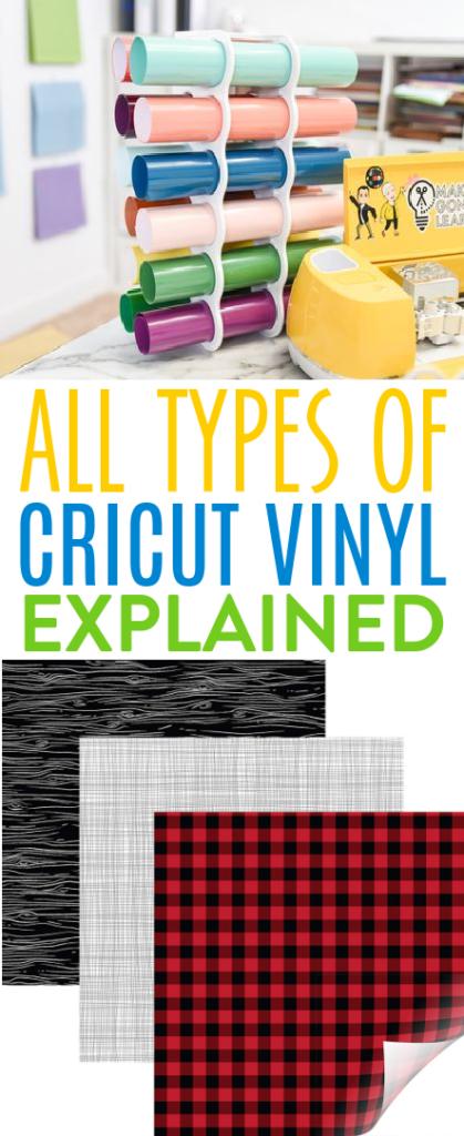 All Types Of Cricut Vinyl Explained 2