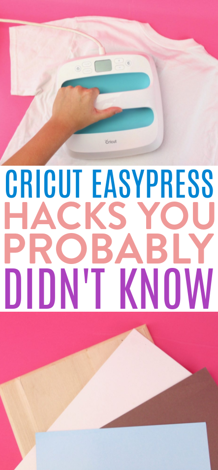 Cricut Easypress Hacks You Probably Didnt Know 1