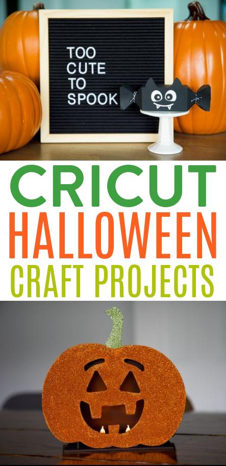 Cricut Halloween Craft Projects