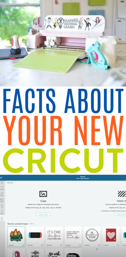 Facts About Your New Cricut