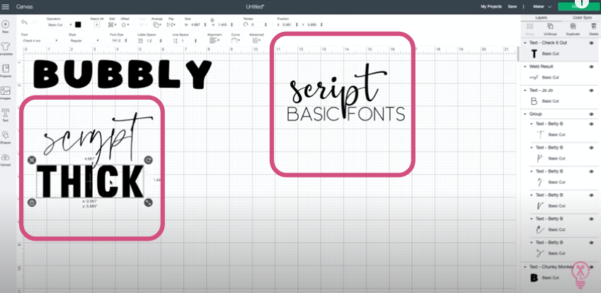 Try Pairing A Basic Font With A Script Font 1
