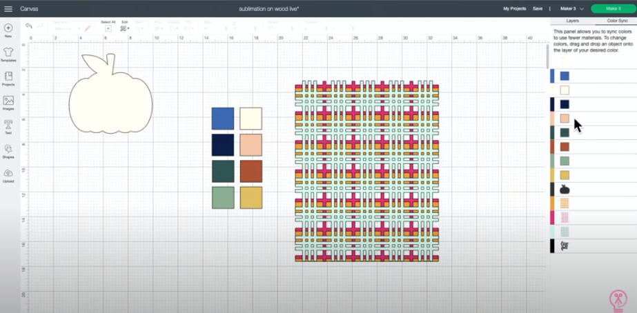 Use Color Sync In The Layers Panel