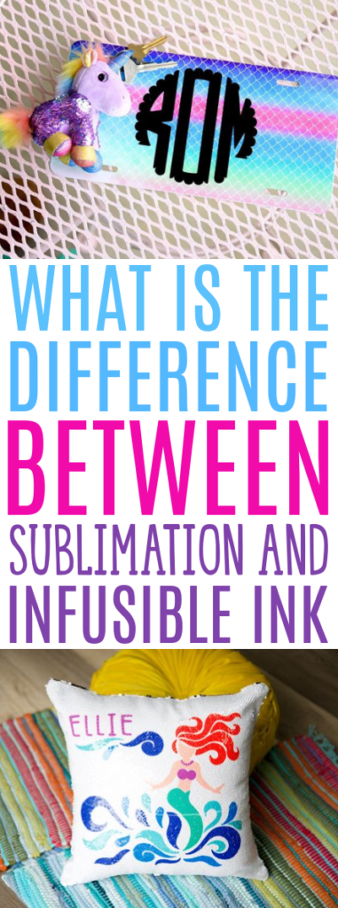 Sublimation Or Infusible Ink 2